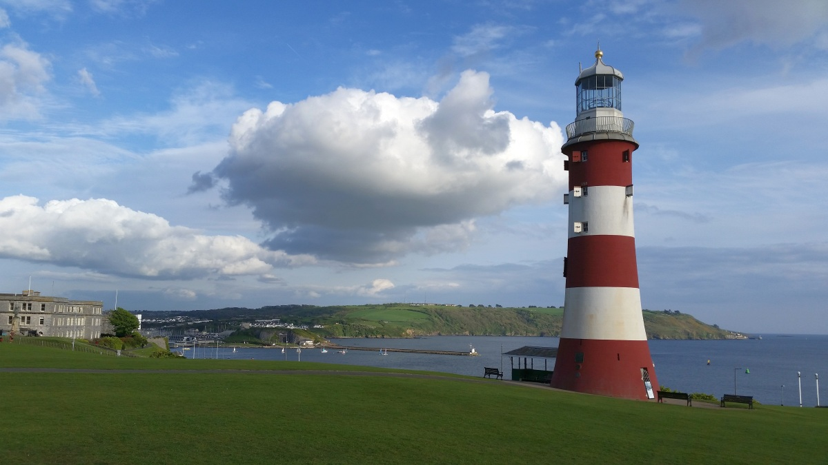 Taking back control in Plymouth | PamelaBuchan