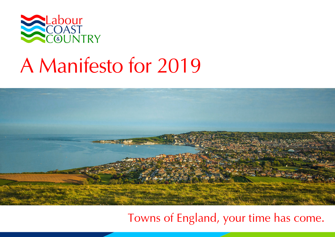 A Manifesto for 2019 | Towns of England, your time has come!